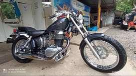 vendo mi  moto por falta de tiempo para usarla