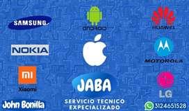 Servicio técnico especializado para celulares