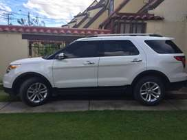 Camioneta Ford Explorer 2015 4x4 Limited
