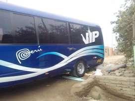 Minibus bus omnibus
