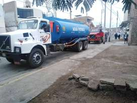 Alquiler de Camión Cisterna