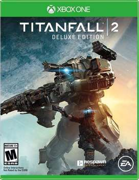 TITAN FALL 2 DELUXE EDITION Xbox One