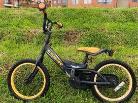 Bicicleta TREK niños