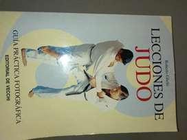 Libro Judo..nuevo ..las técnicas más importantes
