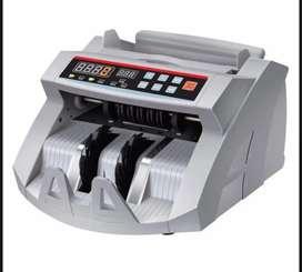 Maquina Contadora De Billetes Con Alarma Detección De Billetes Falsos