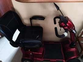 Scooter Eléctrico Discapacidad, Libercar