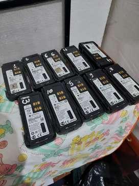 Baterías para radios motorola