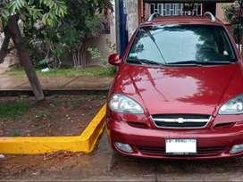 VENDO CAMIONETA Chevrolet Vivant