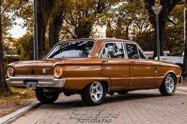 Vendo Ford Falcon 1969 listo a transferir