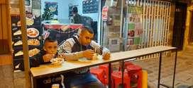 Venta de negocio comida rápida