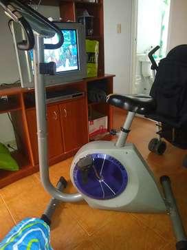 Bicicleta de cardio