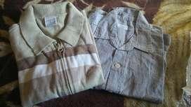 Conjunto cardigan Y Camisa T 4 Cheeky