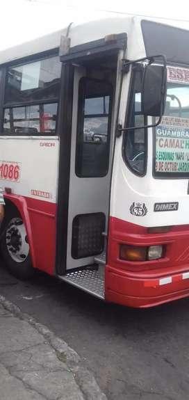 Se vende Bus Dimex con derecho y acciones