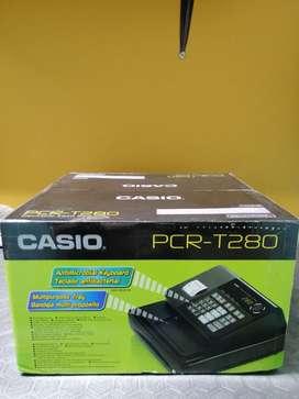 Registradora CASIO PCR-T280 Nueva en Cali