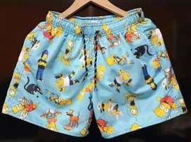Shorts de baño Hollister