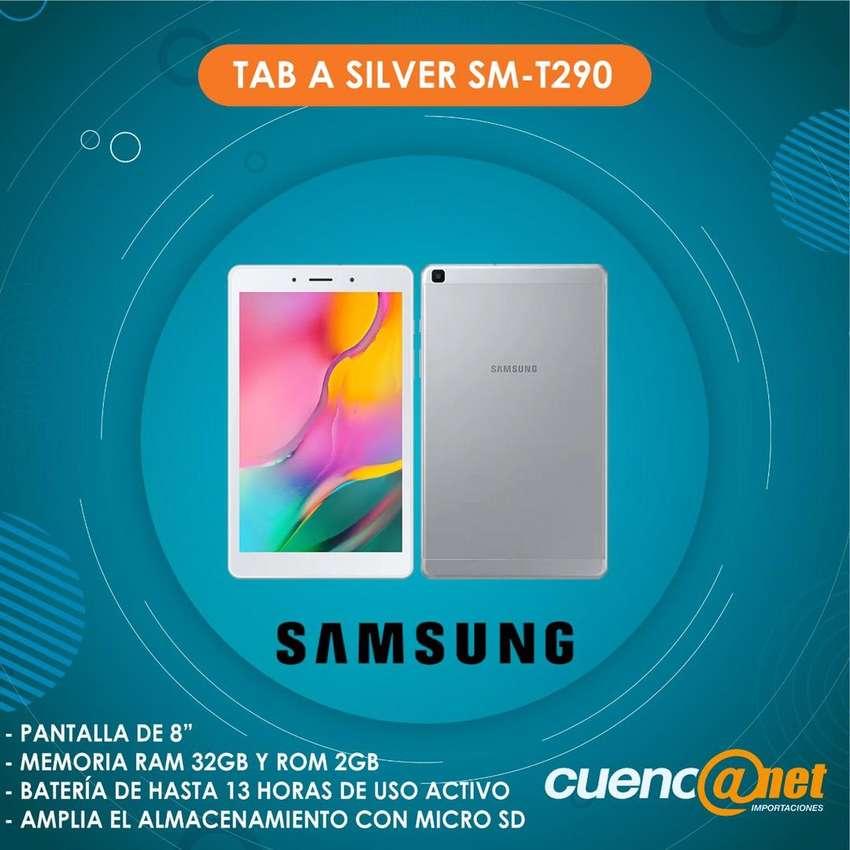 Samsung Galaxy Tablet A Silver SM-T290 0