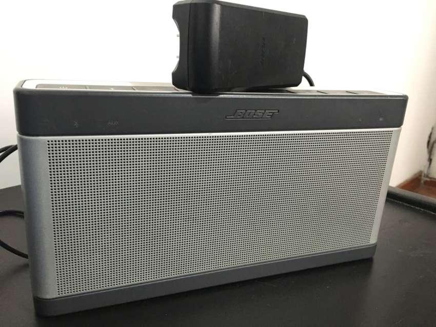 Parlante Bose portable soundlink liii vendo o cambio 0