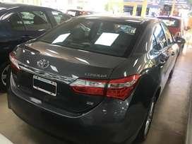 Toyota corolla XEI 2015 manual 28.000 km impecable estado.