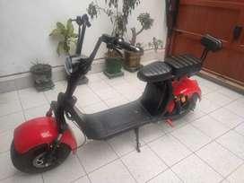 Moto Electrica seminueva