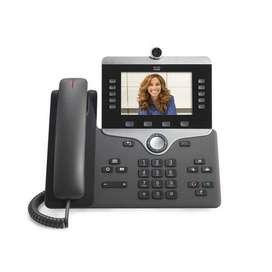 Entrega Inmediata Telefono Ip Cisco Cp8845 Video Llamada