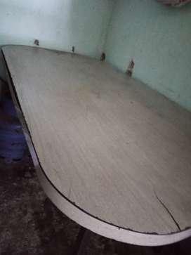 Mesa grande madera