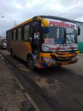 Se vende bus año 2006 en perfecto estado