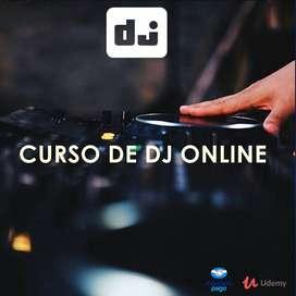 Curso dj musica electronica online