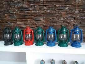 Vendo 6 hermosas lamparas antiguas