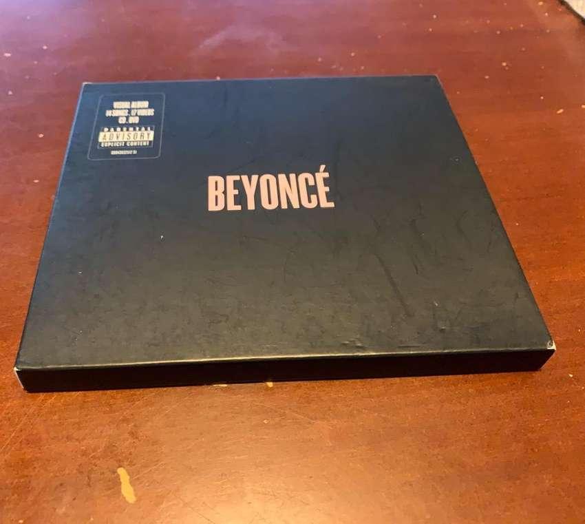 Beyonce Visual Album (Cd  Dvd) 0