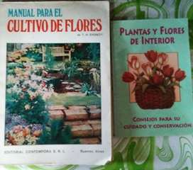CULTIVO DE PLANTAS Y FLORES