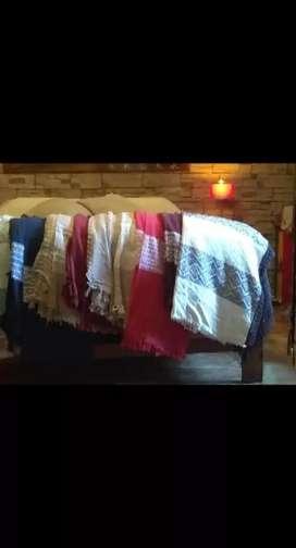 Cubre cama rústico 2 plazas