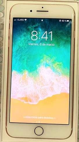iPhone 7 Plus 128GB 10/10 Poco Uso Como Nuevo