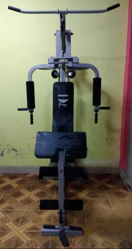 Vendo maquina de ejercicios