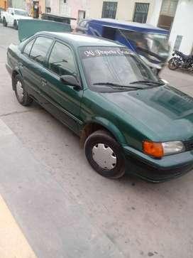 VENTA DE AUTO  TOYOTA TERCEL