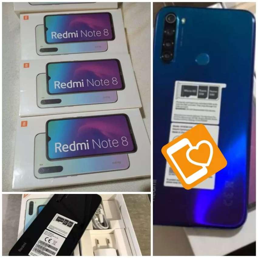 Xiaomi Redmi Note 8 0