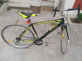 Bicicleta de carreras Monrette
