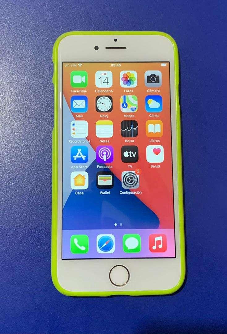 Iphone 7 256Gb Exelente Estado 0
