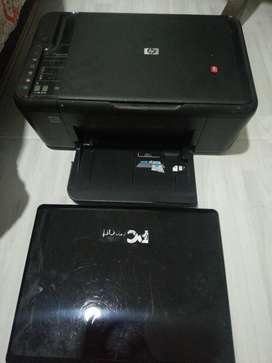 Computador E Impresora para Repuesto