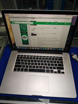 Macbook Pro Retina 15 Mod 2015 Core I7
