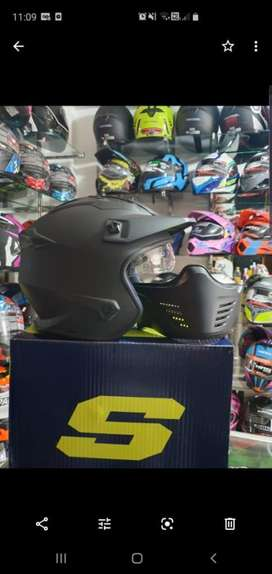 Casco Certificado Shaft Abierto Pilot 225