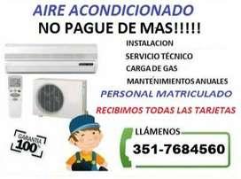 AIRE ACONDICIONADO -NO PAGUE DE MAS!