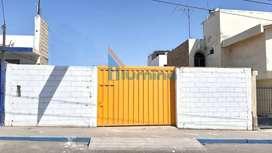 Terreno a precio de OCASIÓN en Avenida con doble frontis