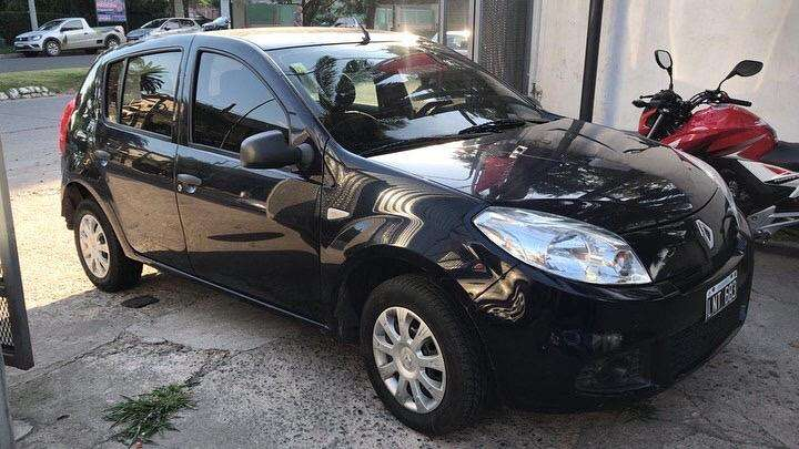 Sandero Pack 1.6 . 2012 . 57.000 km . Impecable . 0