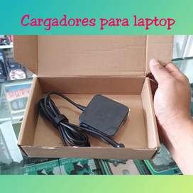 Cargadores para laptop