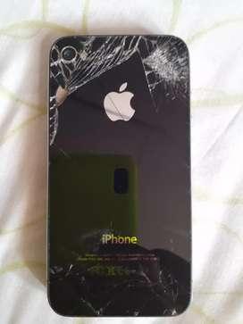 Iphone s4 repuesto sin imei