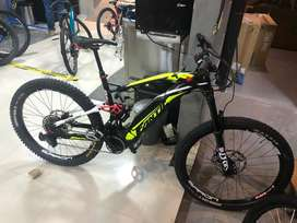 E-bike Fantic 180