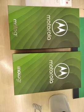 Vendo Motorola G7 negro sellado barato