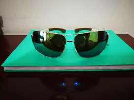 Gafas lente espejo