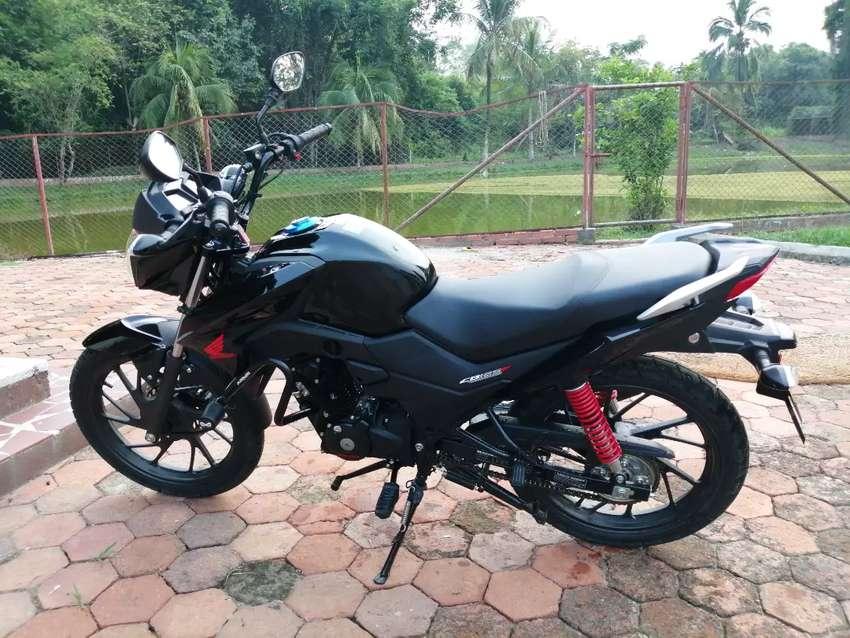 Honda CB 125F 0