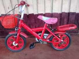 Vendo bici rodado 12